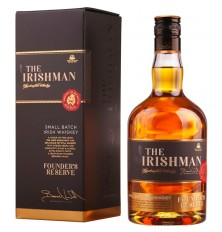 Whisky The Irishman...