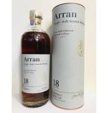 Whisky Arran 18 Ani 0.7L 46%